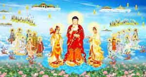 Pháp niệm 10 danh hiệu A Di Đà Phật