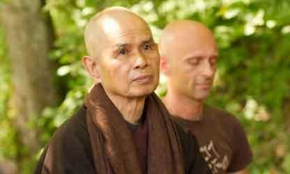 Google tìm cầu tuệ giác của Thiền sư Thích Nhất Hạnh