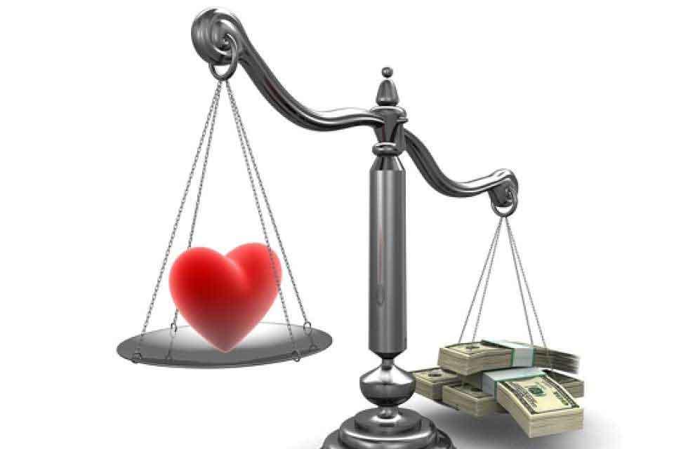 danh vọng và tiền bạc