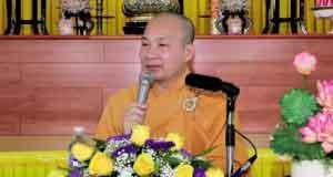 Nhận gia tài của Phật