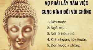 Đạo nghĩa gia đình theo lời Phật dạy