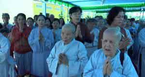 Ở đâu có tâm tốt ở đó có Phật