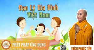 Đạo lý gia đình Việt Nam