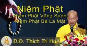 Niệm Phạt vãng sanh và niệm Phật ba la mật
