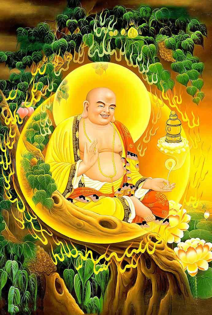 Hình Phật Di Lặc đẹp nhất