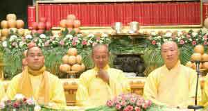 Vấn đáp Phật Pháp khóa tu học lần 6 Hàn Quốc