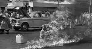 Ngọn lửa Bồ Tát Thích Quảng Đức