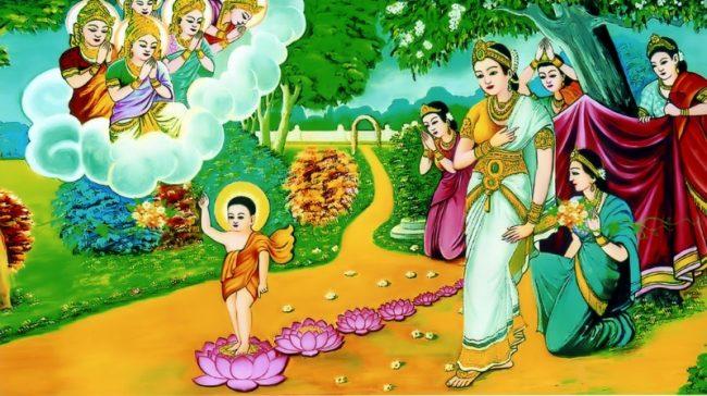 ngày lễ Phật giáo trong năm