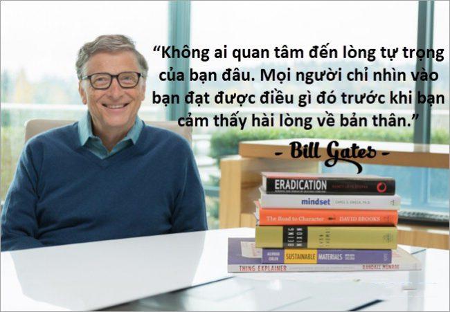 Những câu nói hay của người nổi tiếng Bill Gates