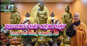 Phương pháp niệm Phật