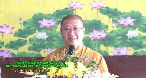 Truyền thống an cư và tự tứ theo tinh thần bắc truyền Phật giáo