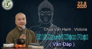 Ai là người niệm Phật