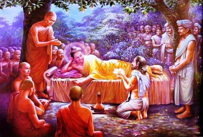 Lời dạy cuối cùng của Đức Phật