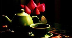 Ấm trà phúc đức