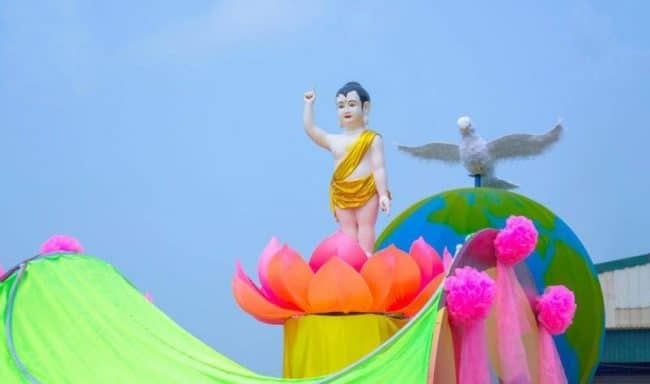 Tôi tìm tôi trong Phật